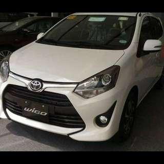 Toyota Wigo 1.0 G MT