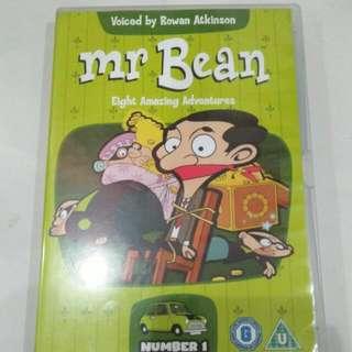 Mr.Bean Animated Series DVD