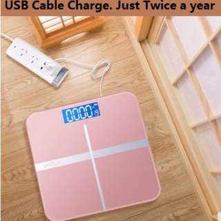 Precision 180KG 0.1KG Personal Scales Electronic Bathroom Scale Body Floor Portable Weighing Balance