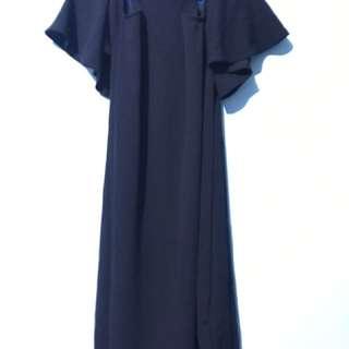 Cold Shoulder Dress PLUS SIZE