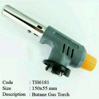 ALAT LAS GAS FLAME GUN PORTABLE MINI HANDY TORCH BAKAR MAKANAN