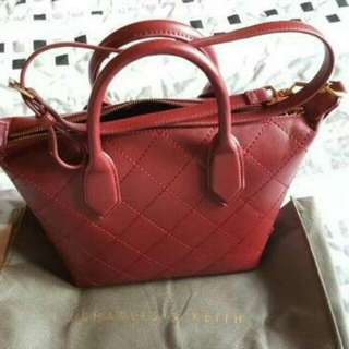 Charles&Keith bag (Red)