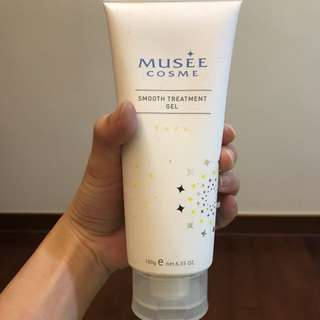 MUSEE COSME脫毛修護膠180g