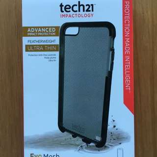 NEW Tech21 iPhone 6 Plus Black Cover