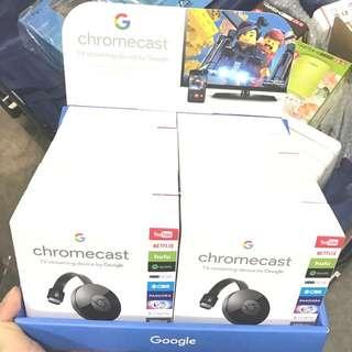 現貨原裝 美國谷歌 google chromecast 第二代