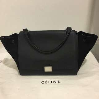 """Céline """"Trapeze"""" bag"""