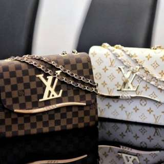 LOUISE VUITTON GOLD PRE