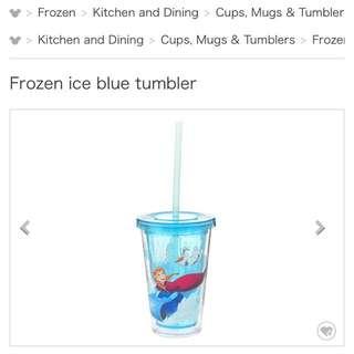 迪士尼冰雪奇緣冷水壺