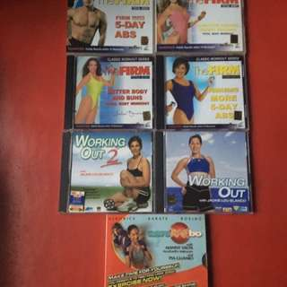 Exercise DVD 2