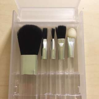 New Make Up Brushes Set
