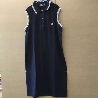 Fred Perry  Sleeveless Dress