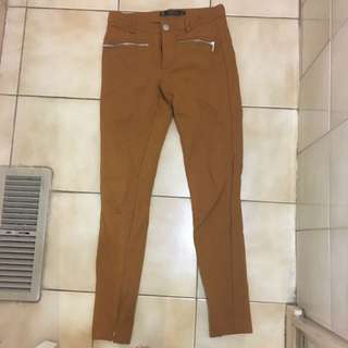 Brown Zara Pants