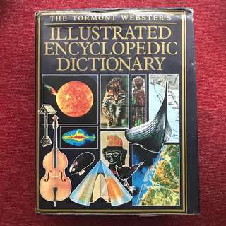 Webster's Illustrated Encyclopedic Dictionary