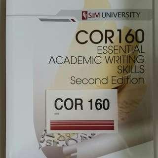 Essential Academic Writing Skills COR160
