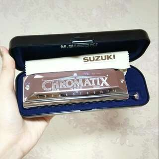 Chromatix Harmonica By Suzuki