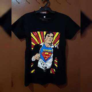 Whoop superman Shirt