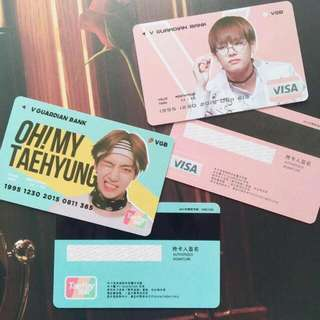 WTB Fansite Credit Cards
