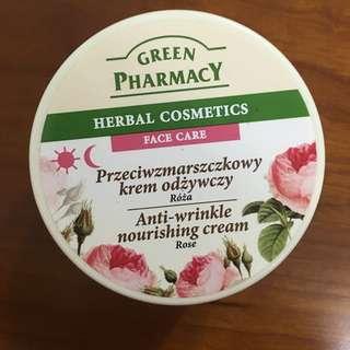 草本肌曜 Green Pharmacy 玫瑰面霜