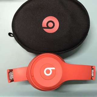 Beats Solo 3 Wireless (Product RED)