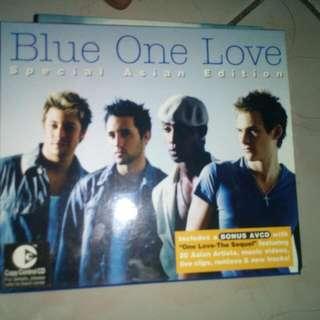 Blue One Love Album