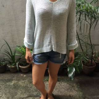 UNIQLO Overized knitted long sleeves