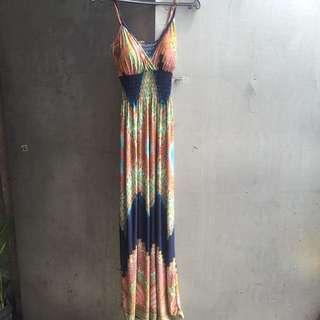 Long maxi dress from KULTURA