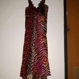Valerie Bertinelli Summer Beach Dress