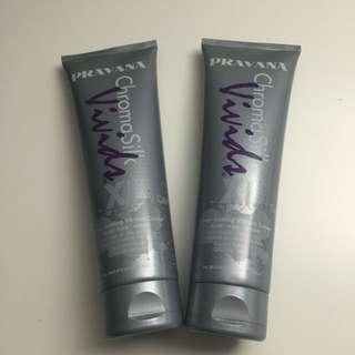 Pravana Silver Chromasilk Vivids Hair Dye XL
