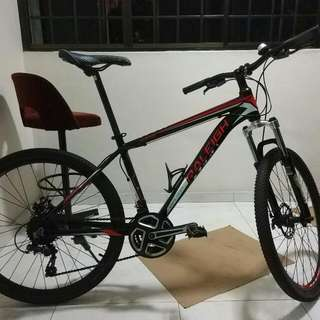 M20D Raleigh Mountain Bicycle