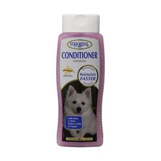 Gold Medal Pets Conditioner For Dogs 17oz