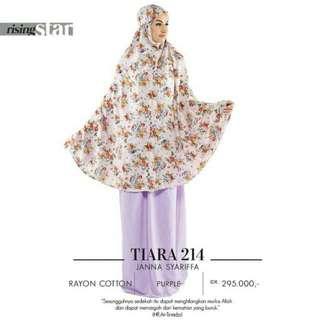 NEW Mukena TATUIS (Tiara 214)