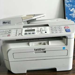 Fax N Printer Machine