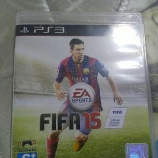 FIFA15 for PS3
