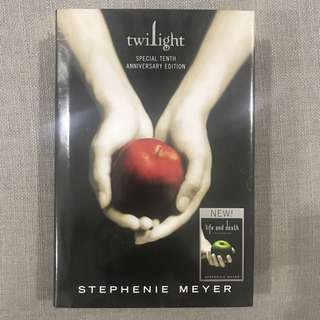 Twilight: Special Tenth Annivery Edition