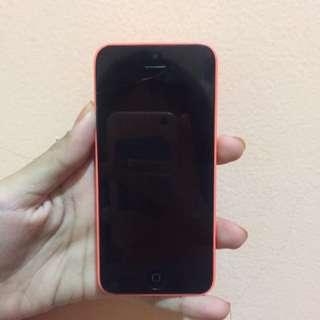 iPhone 5C 32GB Pink