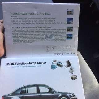 Multi Function jump Starter