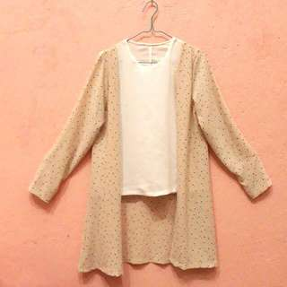 White With Cardy
