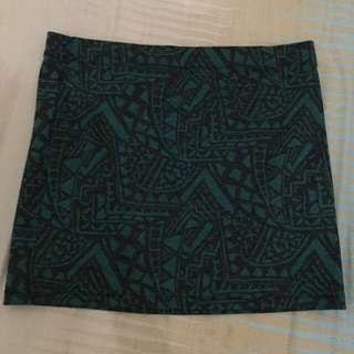Green Skirt #ClearanceSale