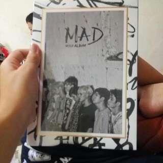 Got7 Mad 專輯(未拆封)