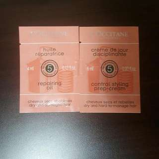 Loccitane For Dry And Damaged Hair