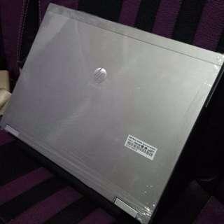 Laptop Hp EliteBook 2540p Core i5 Stenlist Led 12inci