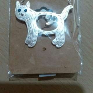 可愛貓貓鏈(全新)