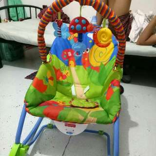 SALE UNTIL JULY 14 - Baby Chair/Swing
