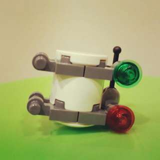 LEGO Star Wars Canister