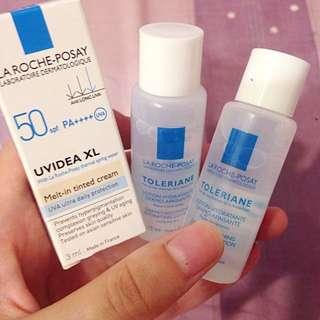 ✨送!理膚寶水 多容安舒緩保濕化妝水*2+清爽防曬液 試用