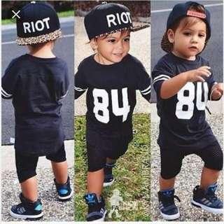 Baby Boy OOTD