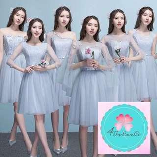 (PO) Korean Bridesmaid Dress