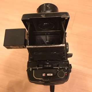 古董相機Mamiya