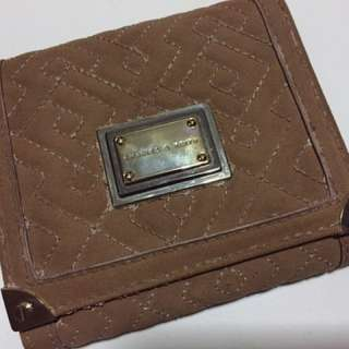 Women's Wallet Charles & Keith Brown Colour