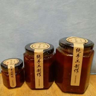 自家制蝦米辣椒醬 Handmade dried shrimp chilli sauce